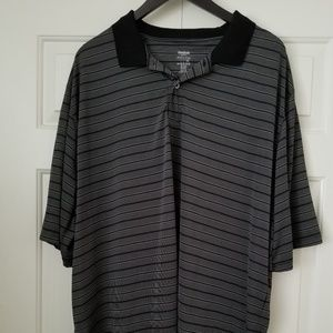 Mens big and tall Reebok golf shirt